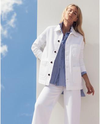 G. Label Sandra Utility Jean Jacket