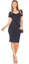 Velvet by Graham & Spencer Saxa Shirt Dress in Blue
