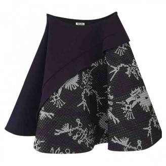 Kenzo Purple Skirt for Women
