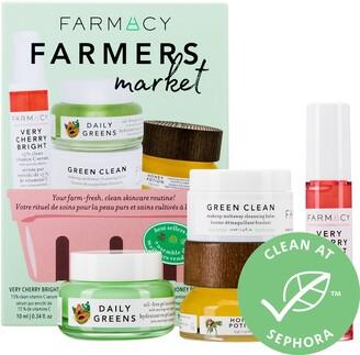 Farmacy Farmer's Market Kit Farm-Fresh Skincare Bestsellers