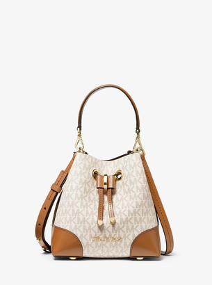 MICHAEL Michael Kors Mercer Gallery Extra-Small Logo Crossbody Bag