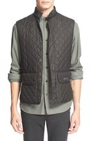 Belstaff Men's Technical Quilted Vest