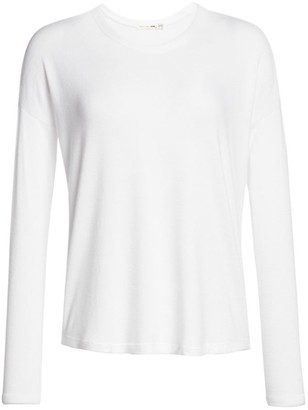 Rag & Bone Hudson Long-Sleeve Tee
