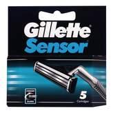 Gillette Sensor Refills 5 pack