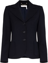 Chloé single-breasted blazer jacket