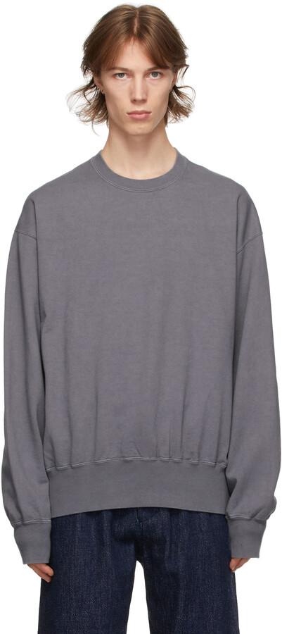 Thumbnail for your product : Kuro Grey Giza Suvin Sweatshirt