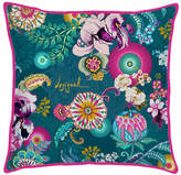Desigual Paisley Bloom Square Cushion