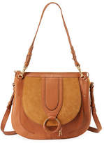 See by Chloe Hana Leather and Suede Tote Bag