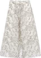 Whistles Marrion Full Lace Skirt