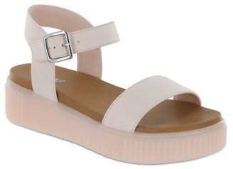 Mia Abella Platform Sandal