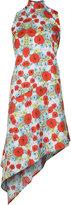 Barbara Bologna Fire Flower dress