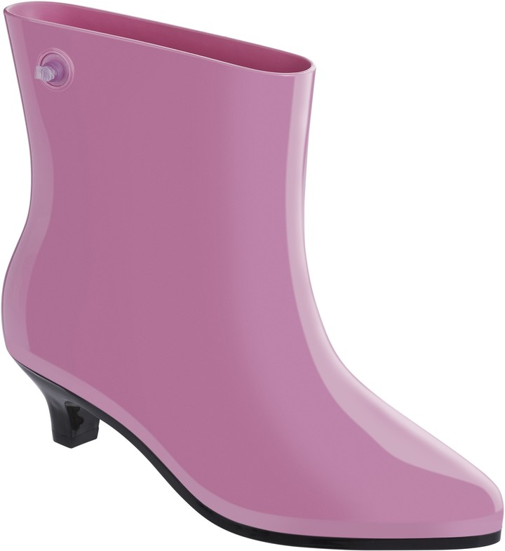 MELISSA x JEREMY SCOTT - Ankle Boot - Pink