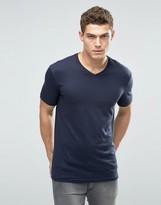 Benetton Basic V Neck T-shirt