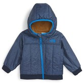 The North Face Infant Boy's 'Yukon' Heatseeker(TM) Insulated Reversible Hooded Jacket