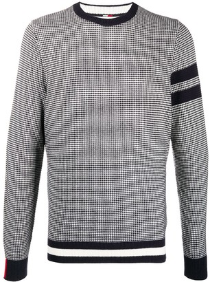 Tommy Hilfiger Striped Knit Jumper