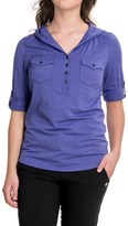 Marmot Laura Henley Shirt - UPF 20, Long Sleeve (For Women)