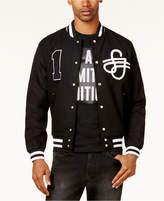 Sean John Men's Big and Tall Varsity Bomber Jacket