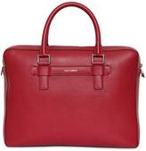 Dolce & Gabbana Mediterranea Textured Leather Briefcase