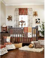 Glenna Jean Carson 4 Piece Crib Bedding Set