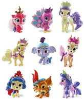 Disney Princess Palace Pets 9-pc. Mini Figure Set