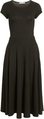 Reformation Ali A-Line Midi Dress