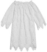 Peixoto Girls' Rose Lace Dress Cover Up - Sizes XS-L