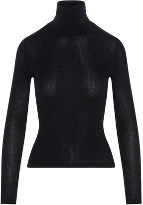 Saint Laurent Turtleneck Knitted Sweater