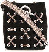 Alexander Wang Riot crossbody bag - women - Calf Leather - One Size
