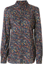 DSQUARED2 classic printed shirt - women - Cotton - 40