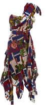 Vivienne Westwood Levant Sol Dress Multicolour Size 10