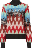 Missoni Multicolor Mixed Sweater