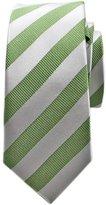 Bestow Neckties Bestow & White Skinny Ties - Necktie