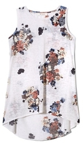 Two by Vince Camuto Bouquet-print Tank