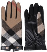 Burberry Women's 3934061 Cashmere Gloves
