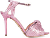 Charlotte Olympia strapped sandals