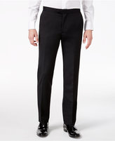 Bar III Men's Slim-Fit Black Tuxedo Pants, Only at Macy's