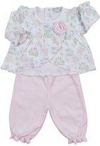 Kissy Kissy Dreamland Pant Set (Baby) - Pink-18-24 Months