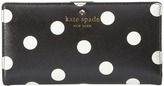 Kate Spade Cedar Street Dot Stacy Clutch Handbags