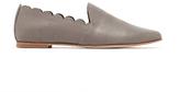 Loeffler Randall Dawn scallop loafer