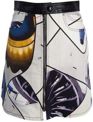 Louis Vuitton White Denim - Jeans Skirt for Women