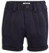 Armani Junior Armani Infant Boys' Pleated Twill Shorts - Sizes 9-24 Months