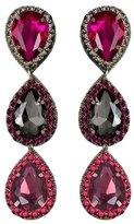 Suzanna Dai 'Murano' Triple Drop Earrings