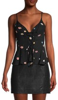 Thumbnail for your product : Free People Radea Floral Cami Top