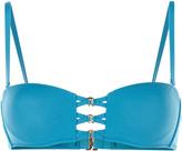 CONTEMPORARY Bandeau bikini top