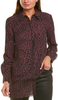 Elie Tahari Jillianna Silk Shirt