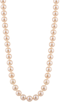 Bella Pearl Pink Pearl & 14k Gold Necklace
