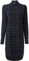 A.F.Vandevorst '162 Director' dress - women - Silk/Spandex/Elastane - 36