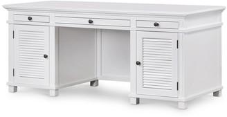 One World Henley Desk White