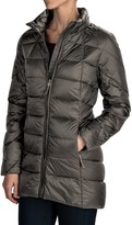 32 Degrees Silk Nano Lightweight Down Puffer Coat - 650 Fill Power (For Women)