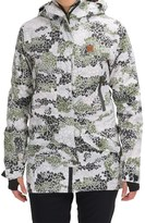 DC Nature DPM Snowboard Jacket - Waterproof, Insulated (For Women)